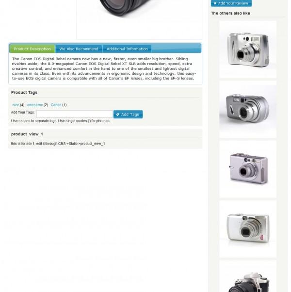 magento产品详细页随机显示产品