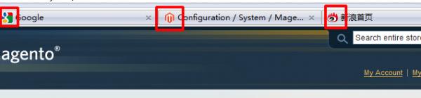 magento更换icon