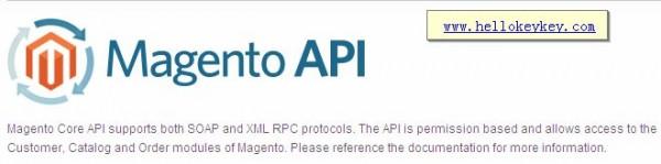 获取Magento全部Api方法列表